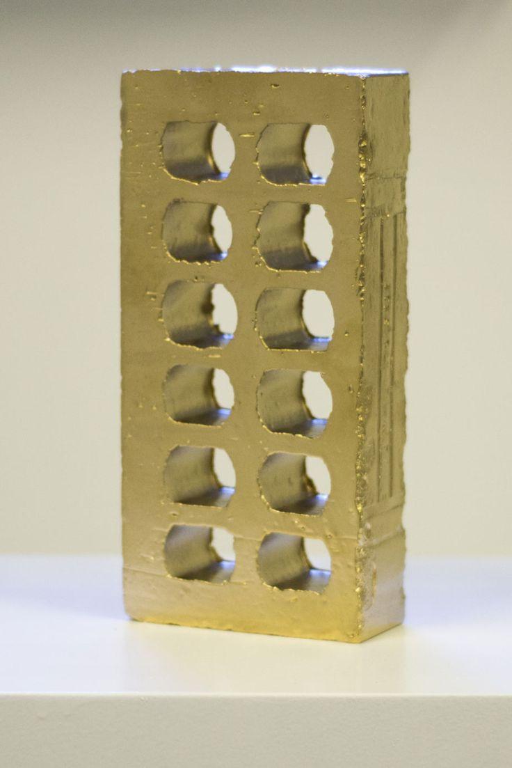 Spanish golden brick