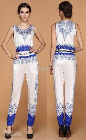 Batik leg