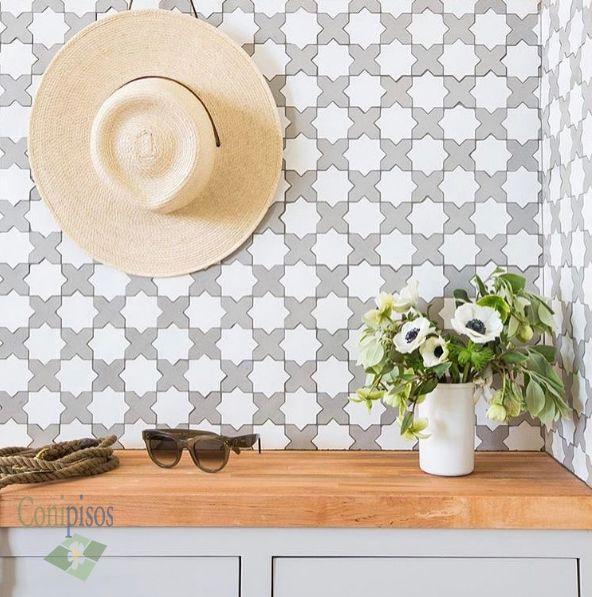 Las 25 mejores ideas sobre pisos en mosaico en pinterest - Pisos pequenos decoracion ...