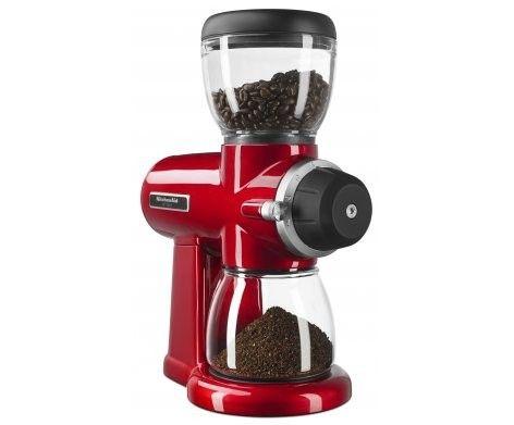 KitchenAid KCG0702 Burr Grinder Red  $360   Size?