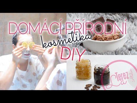 Domácí kosmetika DIY | Peeling, masky, lip scrub | #laterezatelier - YouTube