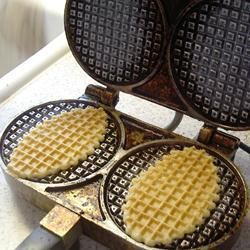 Belgian Iron Cookies photo