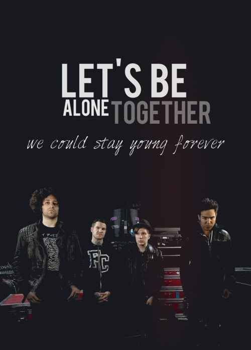 40 Fall Out Boy Lyrics Every Emo Kid Lived For| If you haven't heard this one, I don't know why you exist.