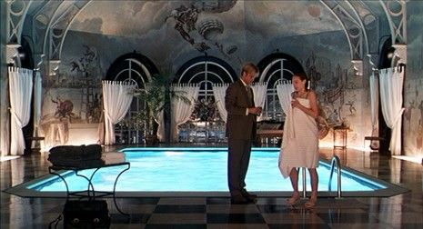 Fifteen Really Cool Houses In Movies Rhode Island Ceilings And The Wall