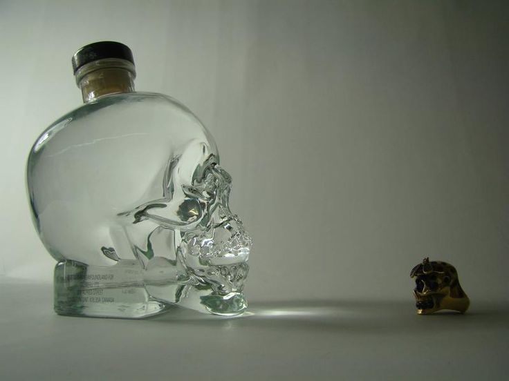 Crystal Head Vodka x Alexander McQueen #CHVdeadday
