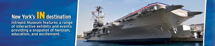 USS Intrepid-My dad served in the Navy as a pilot on the air craft carrier