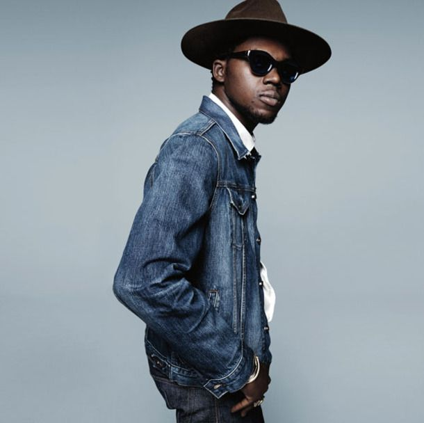 Theophilus London for GAP Ads.
