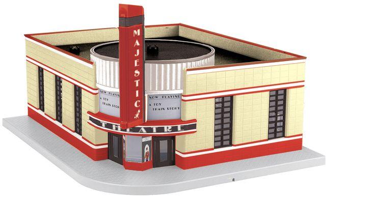 30-90490 - Majestic Movie Theater