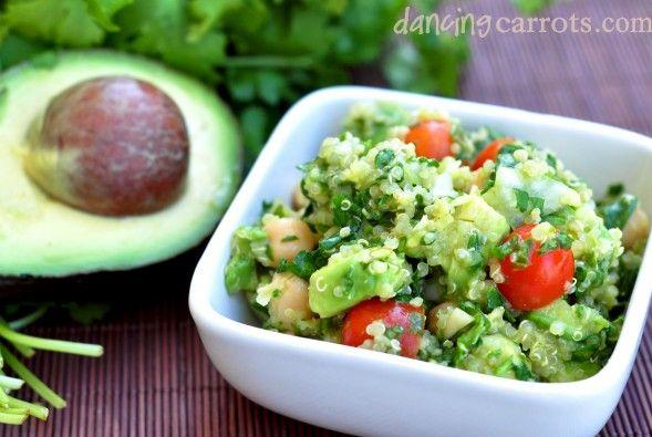 quinoa avocado salad quinoa rice quinoa salad recipes guacamole ...