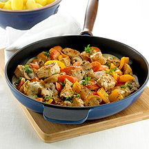 Puten-Gemüse-Pfanne                                                                                                                                                                                 Mehr