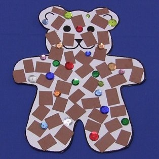 Teddy Bear Crafts For Toddlers Crafting