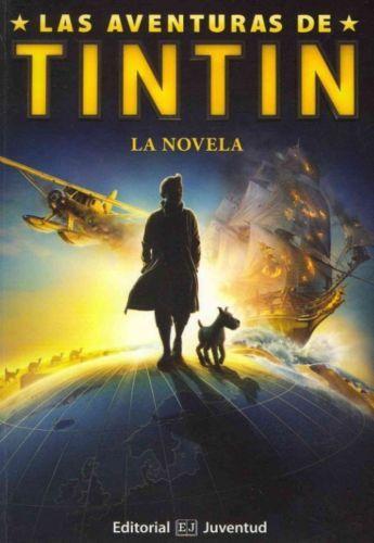 NEW Las Aventuras de Tintin. La Novela by Herge Hardcover Book (Spanish)