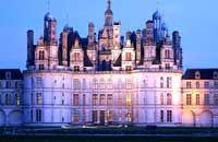 Замок Шамбор :: Франция, долина Луары, замок XVI в