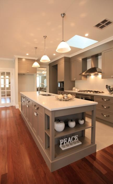Binet home on display in Castle Hill. Wonderful kitchen!
