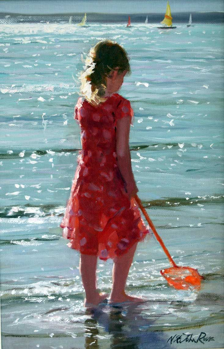 tishelling:  Nicholas St John Rosse - At Porthilly, Cornwall The Camel Valley Gallery