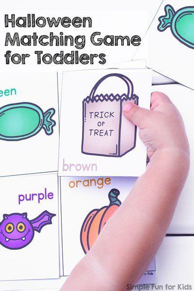 430 best Holiday: Halloween - Preschool images on Pinterest ...