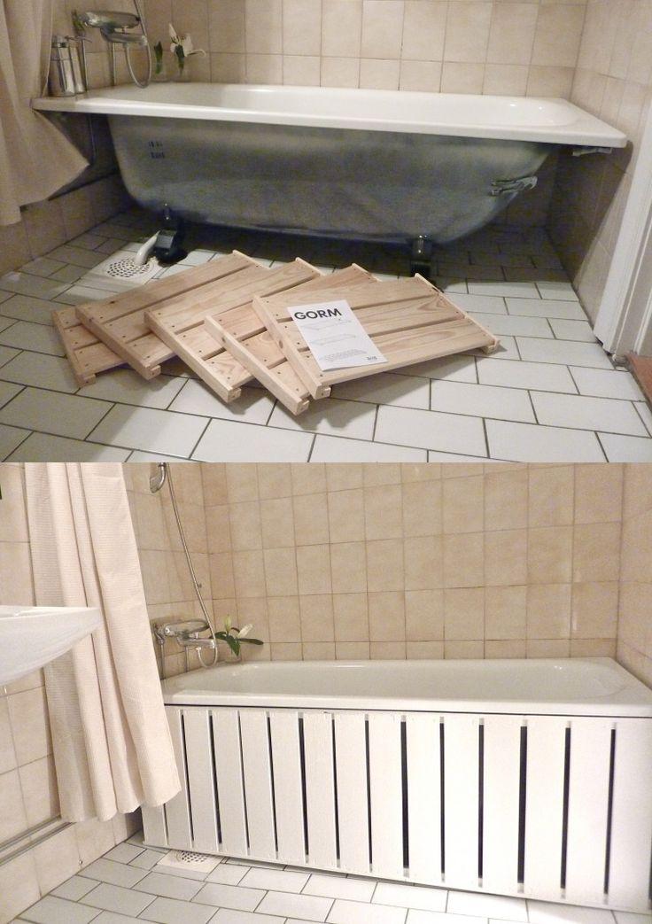 Die besten 25+ Duschvorhänge Ideen auf Pinterest Badezimmer - deko ideen badezimmer wandakzente