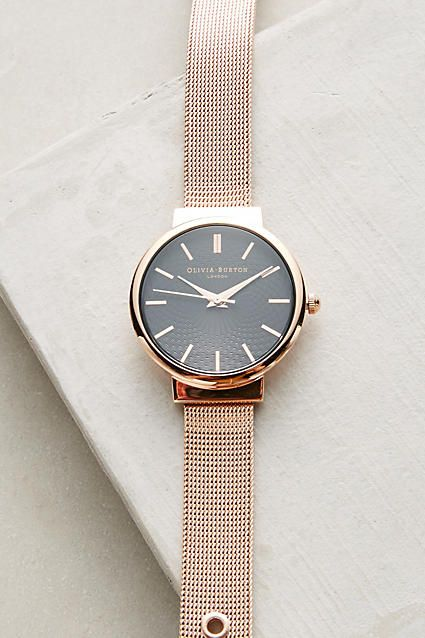 Hackney Watch - anthropologie.com