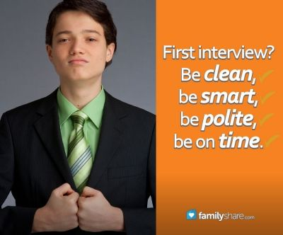 What advice would you give to a teen for future job?