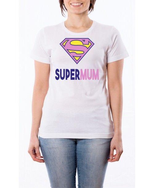 T Shirt Supermum