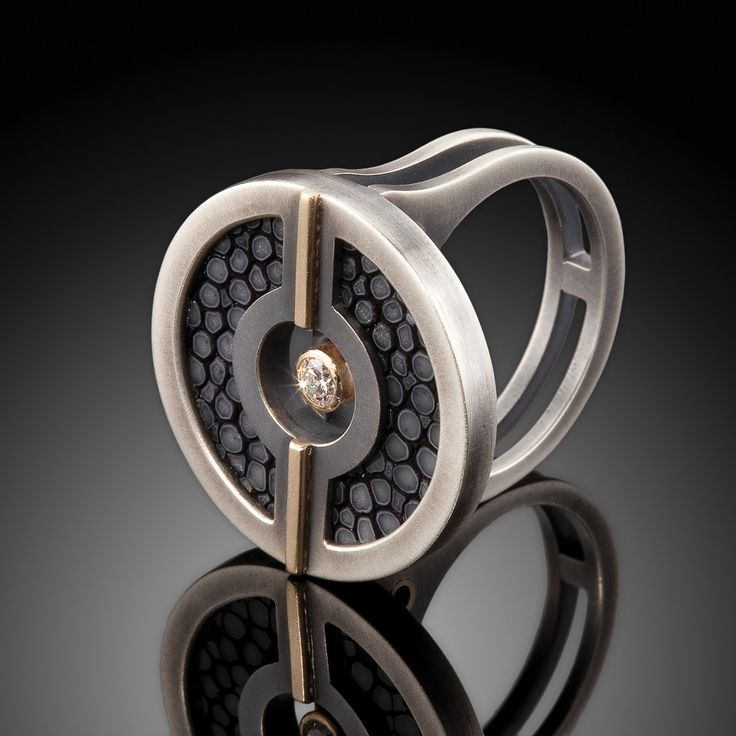 1501 best Metal Art Jewelry 2 Contemporary images on Pinterest