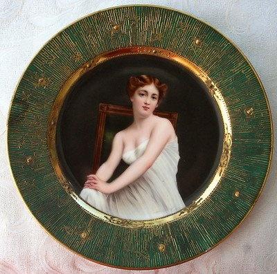 Royal Vienna Porcelain:
