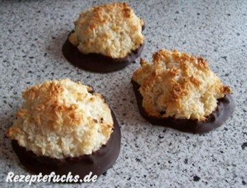 Kokosmakronen vegan rezepte s vegane rezepte food for Kuchen schmidbauer