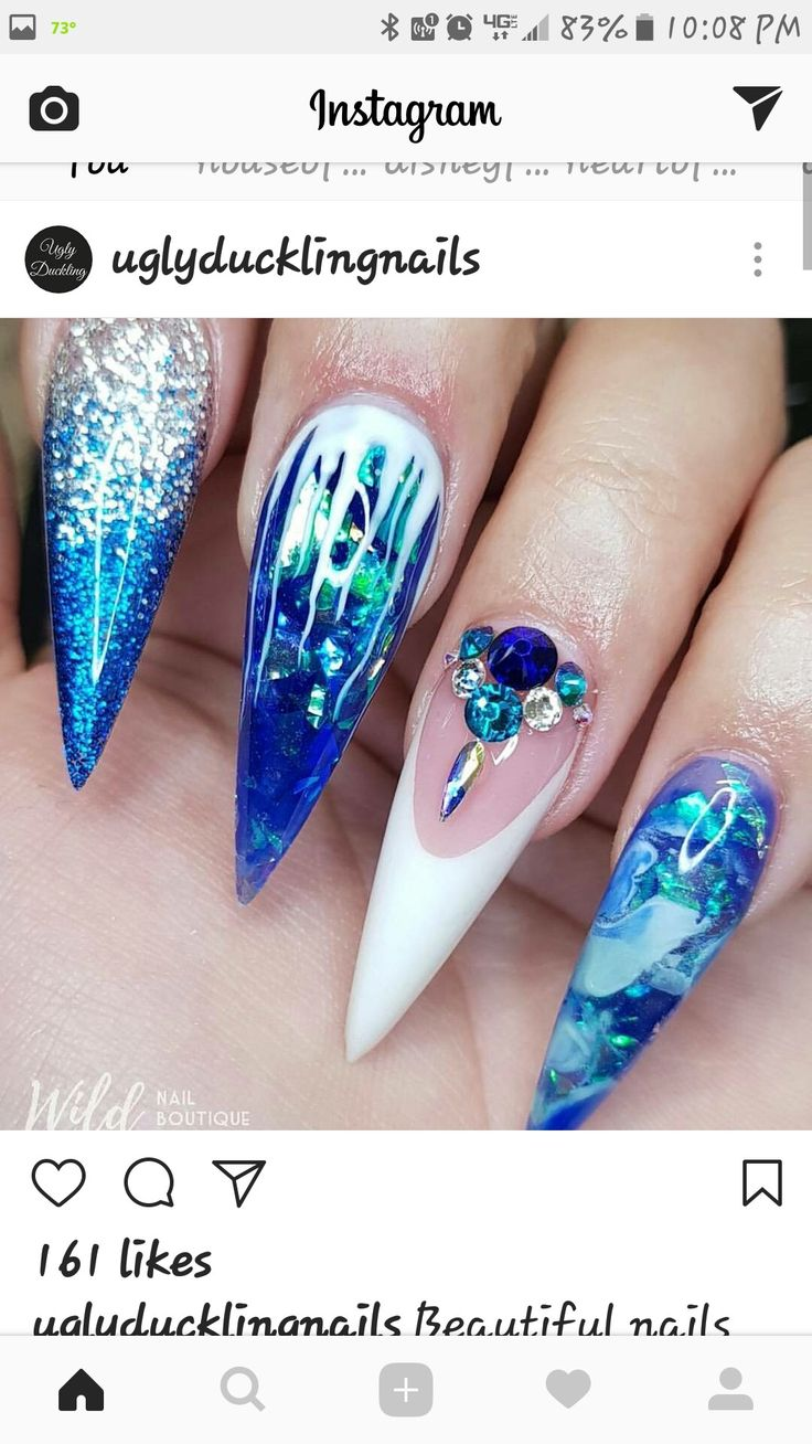 Wild Nails Boutique South Australia Fluid Nail Design Educator
