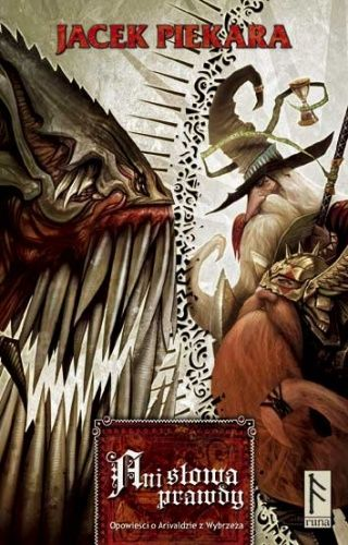 Żądne złota krasnoludy, okrutne elfy-ludojady, mroczni wiedźmiarze, czarodziejki i czarownice, wampiry, demony, potwory z innych wymiarów. Magia, intrygi i wielka Przygoda! Kiedy pomocy potrzebują ponętne czarodziejki, kiedy rusza wyprawa do Nowego Świata, kiedy zamek zostaje sterroryzowany przez okrutnego wampira, kiedy na horyzoncie widać złowrogie statki o dziobach w kształcie smoczych...