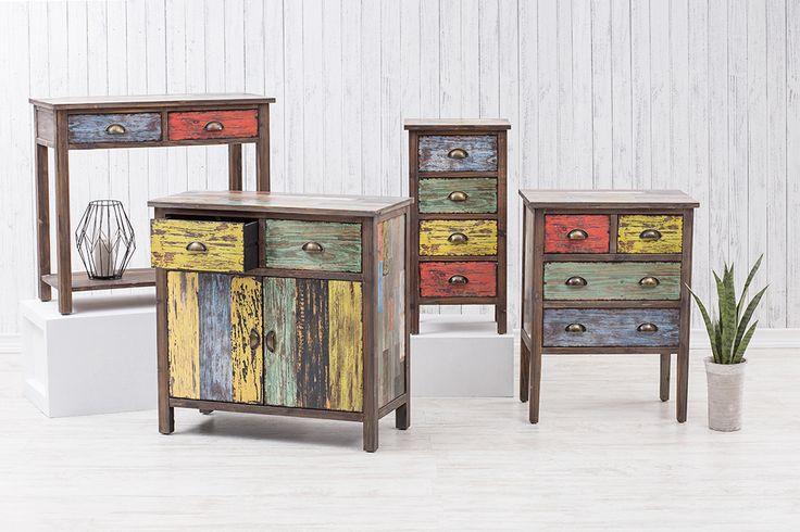 Llegó la hora de combinar estilos y texturas en casa. #Muebles #Easytienda #Decoración #Combinaciones