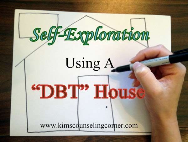 self-exploration-using-a-dbt-house - good for exploring family roles and where cl needs to focus on building up. Good for self exploration. Read comets on blog for a good activity debrief and discussion.
