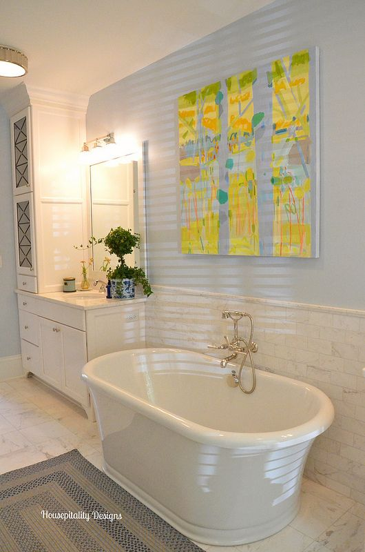 Southern Living Bathroom Decorating Ideas : Best images about home decor bathrooms on