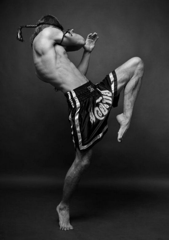 Muay Thai --- This one is already ongoing. On defense & in flight combat moves now :)