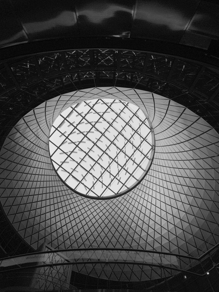 Fulton Centre, Manhattan New York USA Copyright Nicole Wallace 2015