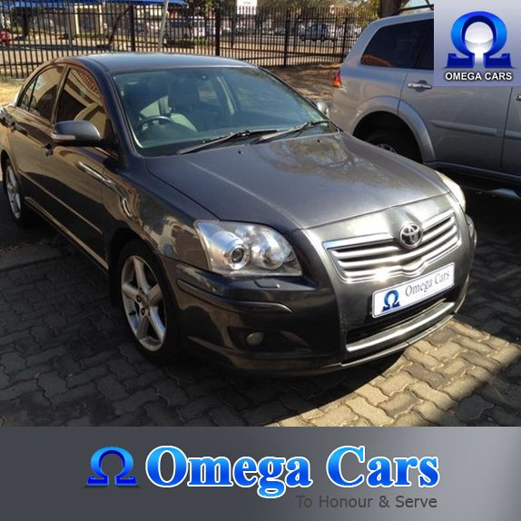 2006 TOYOTA AVENSIS 202 D4D EXCLUSIVE - 273000km R82 900-00