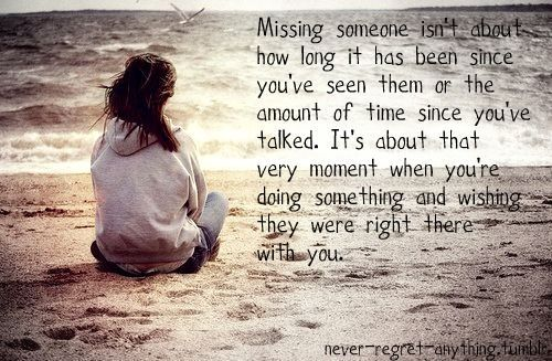 Missing Someone Quotes I Miss You Quotes And Sayings: Missing Someone Quotes Tumblr