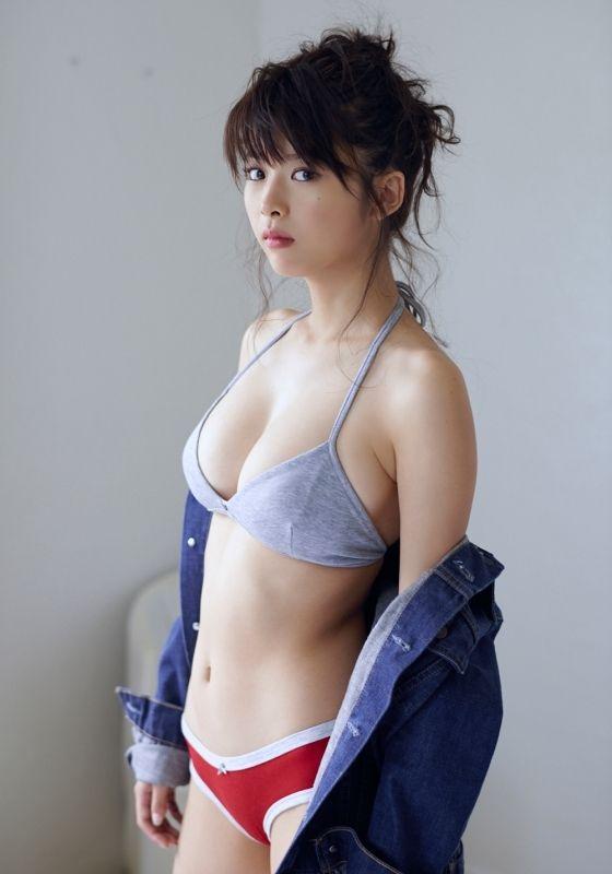 馬場ふみかの「週刊プレイボーイ51号」掲載グラビア(1) (C)熊谷貫/週刊プレイボーイ