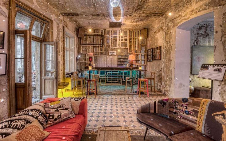 An insider's guide to the best budget hotels in Budapest, featuring the top places to stay for imaginative interiors, friendly service and cheap eats, in great locations across the city.