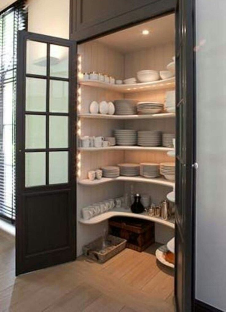 Almost A Butler S Pantry Pantry Design Pinterest