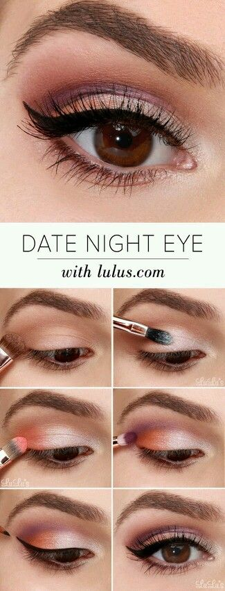 Date night eye.