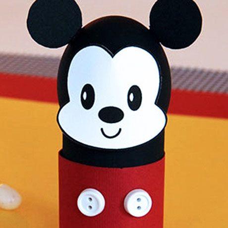 Huevo de Pascua de Mickey