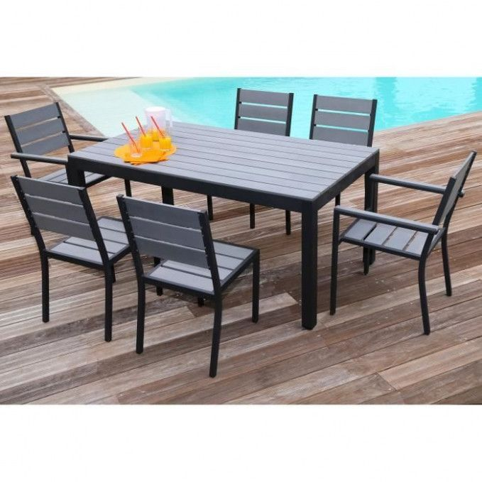 Table De Jardin With Images Outdoor Furniture Sets Outdoor