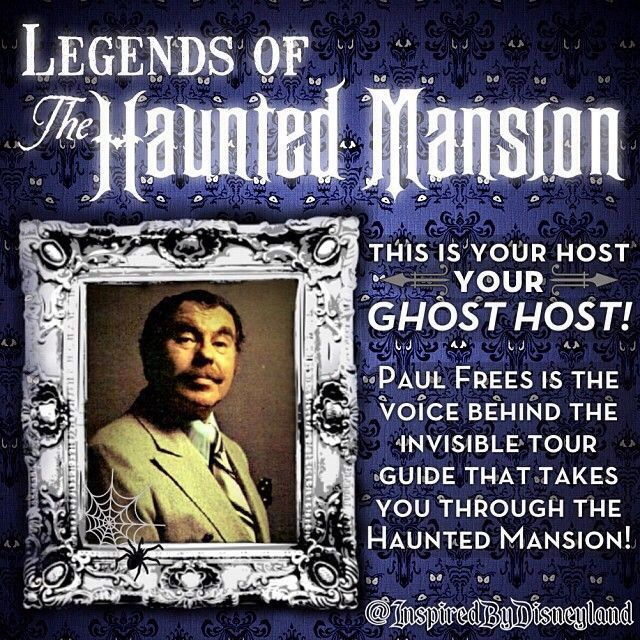 44 Best Behind The Scenes Of The Haunted Mansion