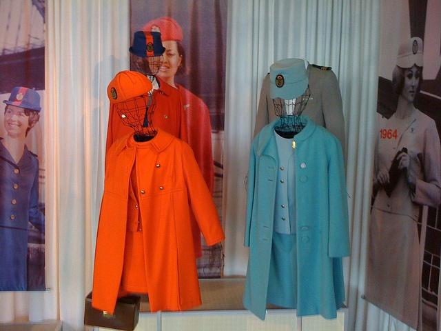 1960s era Qantas Uniforms