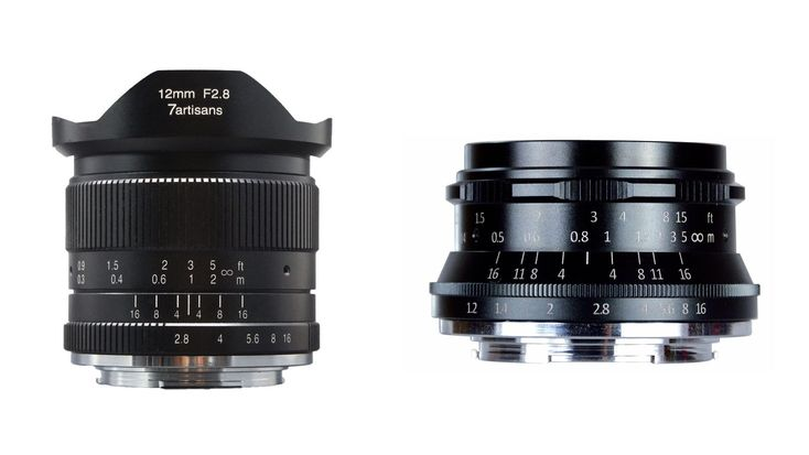 7Artisans launches 12mm F2.8 and 35mm F1.2 APS-C lenses both under $200   7Artisans launches 12mm F2.8 and 35mm F1.2 APS-C lenses both under $200  January 2 2018 by Dunja Djudjic Leave a Comment   Last summer 7Artisans launched a set of incredibly cheap fast prime lenses for MFT and mirrorless cameras. They have just added two new members to their line: a wide-angle 12mm f/2.8 and a 35mm f/1.2 both with a price tag lower than $200.  The two new lenses are available for Sony E Canon EOS-M and…