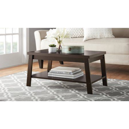 Mainstays Logan Coffee Table, Multiple Finishes. Dorm RoomsLiving ...