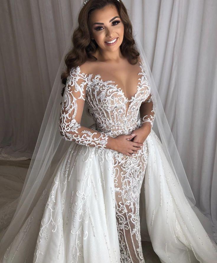 Dream Leah De Gloria Wedding Dress Wedding dresses