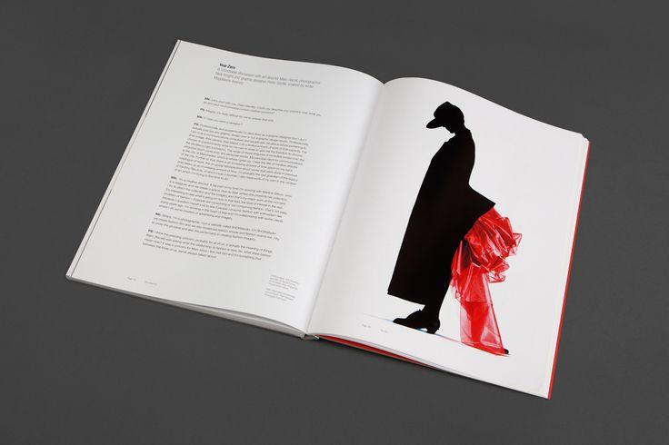 Yohji Yamamoto / V Exhibition, 4/4.    Peter Saville, Marc Ascolli, Nick Knight.