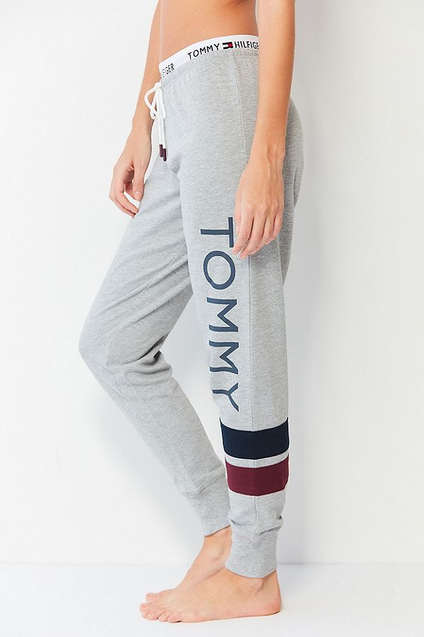 Tommy Hilfiger Uo Exclusive Logo Band Lounge Pant Tommy Hilfiger Outfit Tommy Hilfiger Pants Tommy Hilfiger Joggers