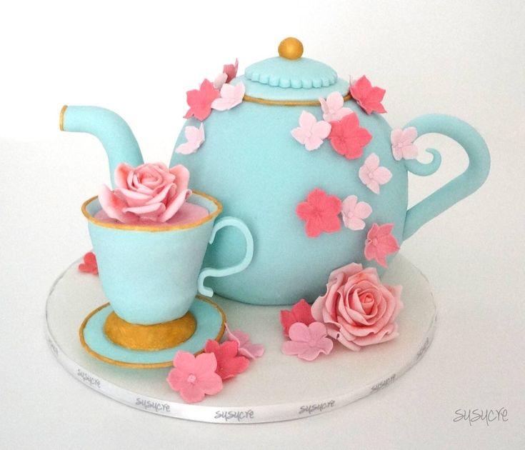 pretty cute teapots - Google Search